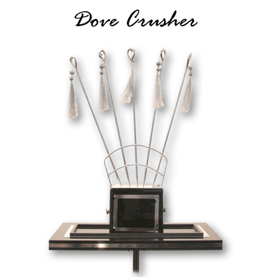 Dove Crusher by Magie Imperiale - Trick