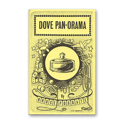Dove Pan-Orama by Bruce Posgate - Book