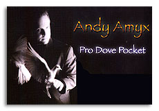 Pro Dove Pocket Andy Amyx