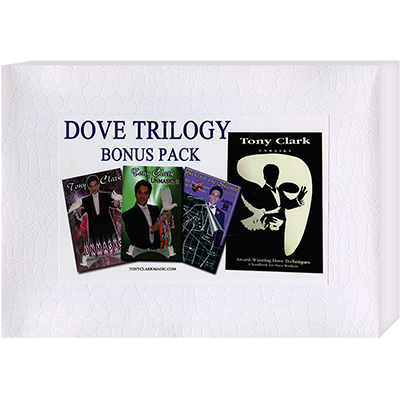 Dove Trilogy Bonus Pack including Unmasks 1&2, Behind the Seams, and Dove Worker's Handbook