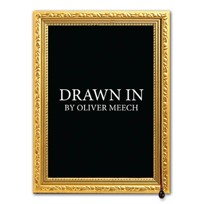 Drawn In - Oliver Meech - Libro de Magia