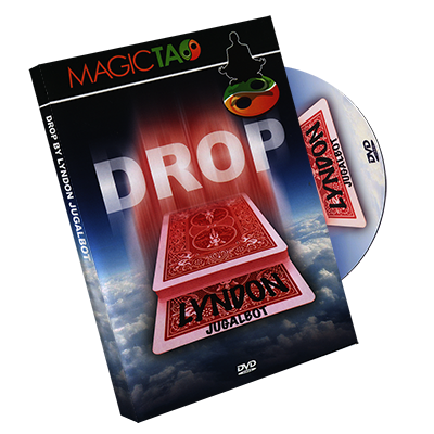Drop Red (DVD and Gimmick) by Lyndon Jugalbot and Magic Tao- DVD