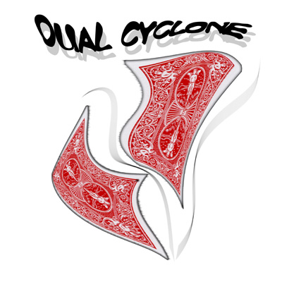 Dual Cyclone by Paul Knight - Trick
