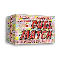 Duel Match by Alakazam - Trick