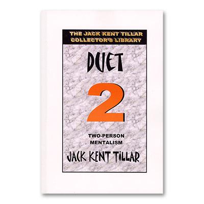Duet by Jack Kent Tillar - Book
