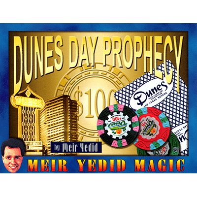 Dune's Day Prophecy by Meir Yedid - Trick