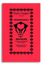 Dunninger's Delight trick Kenton Knepper