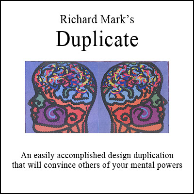 Duplicate by Richard Mark - Trick