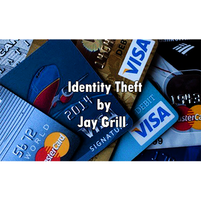 Identity Theft by Jay Grill - Video DOWNLOAD