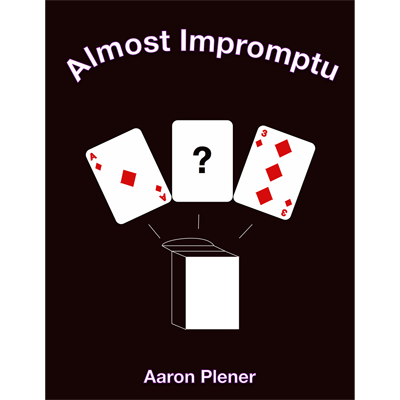 Almost Impromptu by Aaron Plener - eBook DOWNLOAD