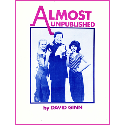 ALMOST UNPUBLISHED by David Ginn eBook DOWNLOAD