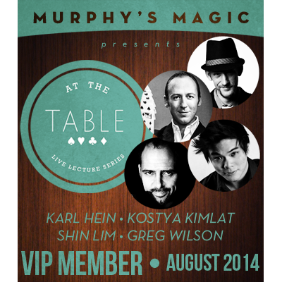At The Table  August 2014 video DOWNLOAD