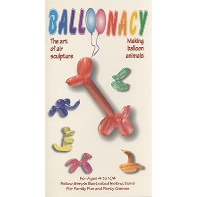 Balloonacy by Dennis Forel Video DOWNLOAD