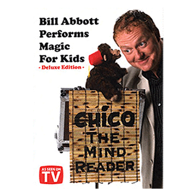 Bill Abbott Performs Magic For Kids Deluxe 2 volume Set Video DOWNLOAD