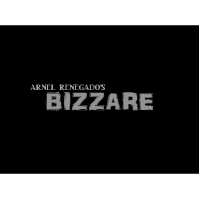 Bizzare By Arnel Renegado Streaming Video