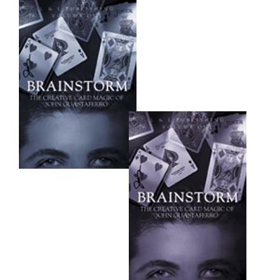 Brainstorm Set (Vol 1 & 2) by John Guastaferro Streaming Video