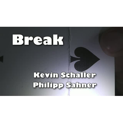 BREAK by Kevin Schaller