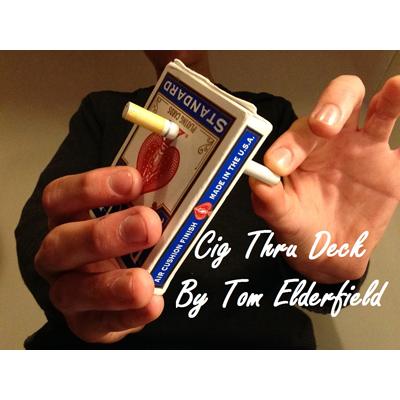 Cig Thru Deck by Tom Elderfield - eBook DOWNLOAD