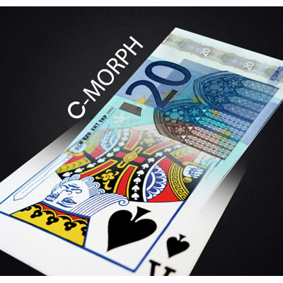 C MORPH Cash to Card by Marko Mareli DOWNLOAD