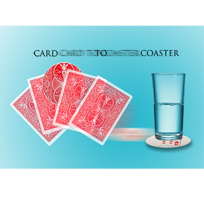 Coaster Card by Chris Randall video DOWNLOAD
