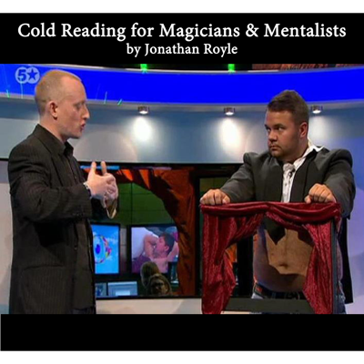 Cold Reading for Magicians & Mentalists - Jonathan Royle - - eBook