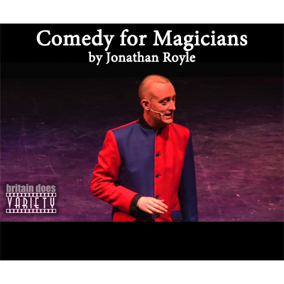 Comedy for Magicians - Jonathan Royle - - eBook