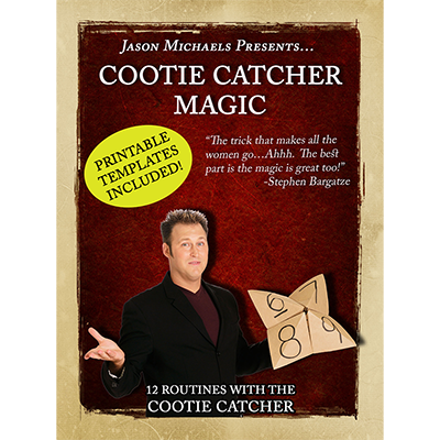 Cootie Catcher by Jason Michaels