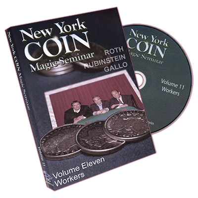 New York Coin Seminar Volume 11: Workers - DVD