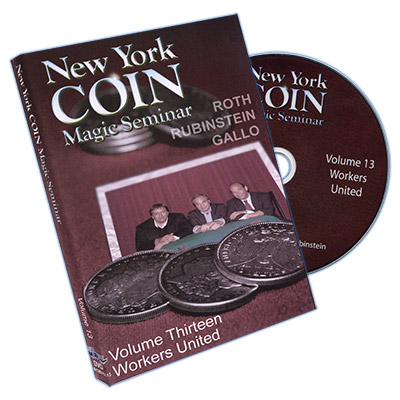 New York Coin Seminar Volume 13: Workers United - DVD