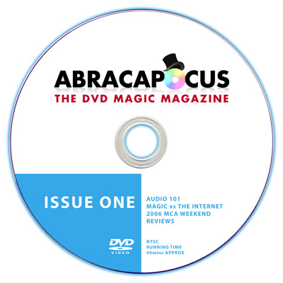 Abracapocus Issue 1
