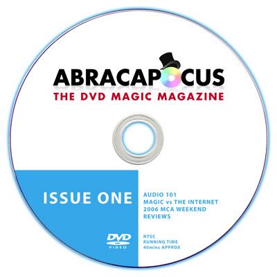Abracapocus Issue 1