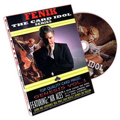 The Card Idol Series Vol 1 by Fenik - DVD