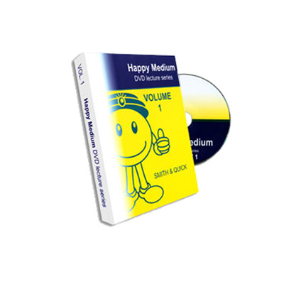 Happy Medium Lecture Series #1 by Happy Medium Books - DVD