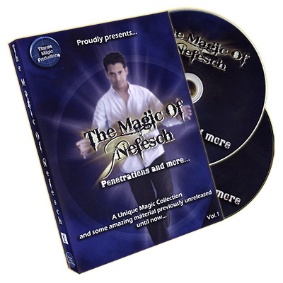 The Magic Of Nefesch Vol. 1 (2 DVD Set) by Nefesch and Titanas