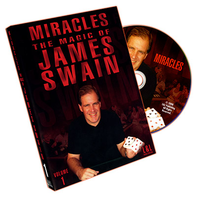 Miracles - The Magic of James Swain Vol. 1 - DVD