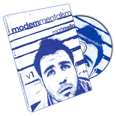 Modern Mentalism Vol. 1 by Matt Mello and Paper Crane Magic - DVD