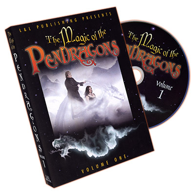 Trucos de Magia de Pendragons # 1 - Charlotte & Jonathan Pendragon & L&L Publishing