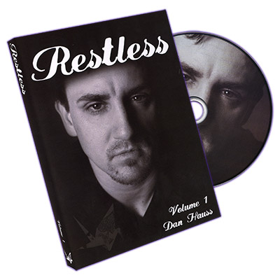 Restless Vol. 1 by Dan Hauss and Paper Crane Magic - DVD
