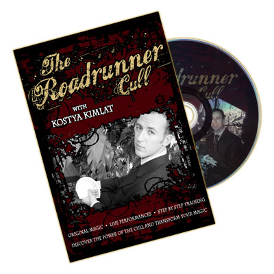 Roadrunner Cull Vol.1 by Kostya Kimlat - DVD
