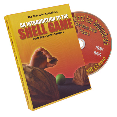 Intro to the Shell Game: Volume One by Bob Sheets and Whit Hadyn - DVD