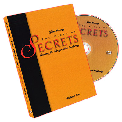 Video of Secrets Vol. 1 by John Carney - DVD
