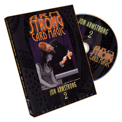 Armstrong Magic Vol. 2 by Jon Armstrong - DVD