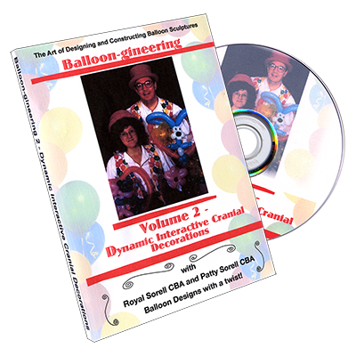 Balloon-gineering Vol 2 - Diamonds Magic - DVD