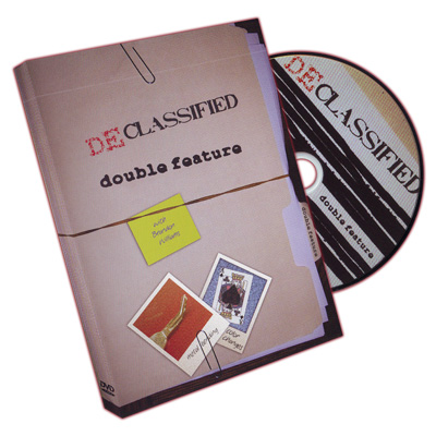 Declassified Volume 2 (Metal Bending and Color Changing) - DVD