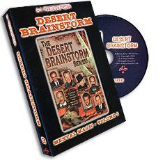 Desert Brainstorm- #2, DVD