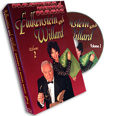 Falkenstein and Willard- Masters of Mental Magic- #2, DVD