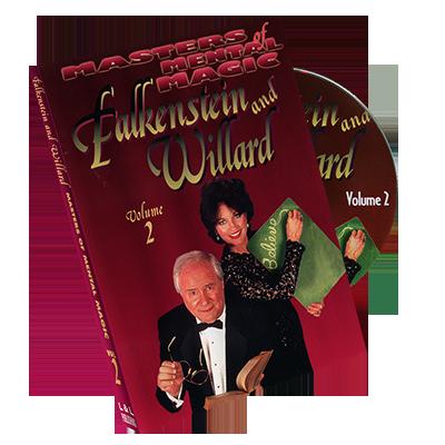 Falkenstein & Willard Masters of Mental Magic Vol #2 - DVD