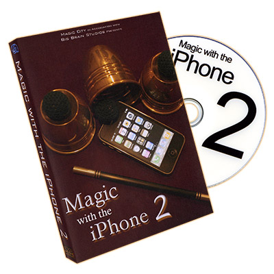 Magic With The iPhone Vol. 2 - DVD