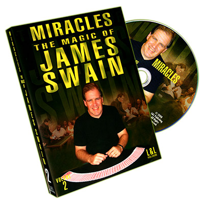Miracles - The Magic of James Swain Vol. 2 - DVD
