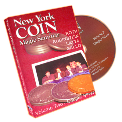New York Coin Seminar Volume 2: Copper Silver - DVD